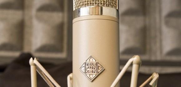 Canta en un estudio como las estrellas del pop